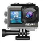 GW01.0157 4K 60FPS Dual Screen Waterproof Sports Camera