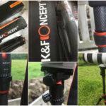 K&F BA225 Tripod/Monopod Kit